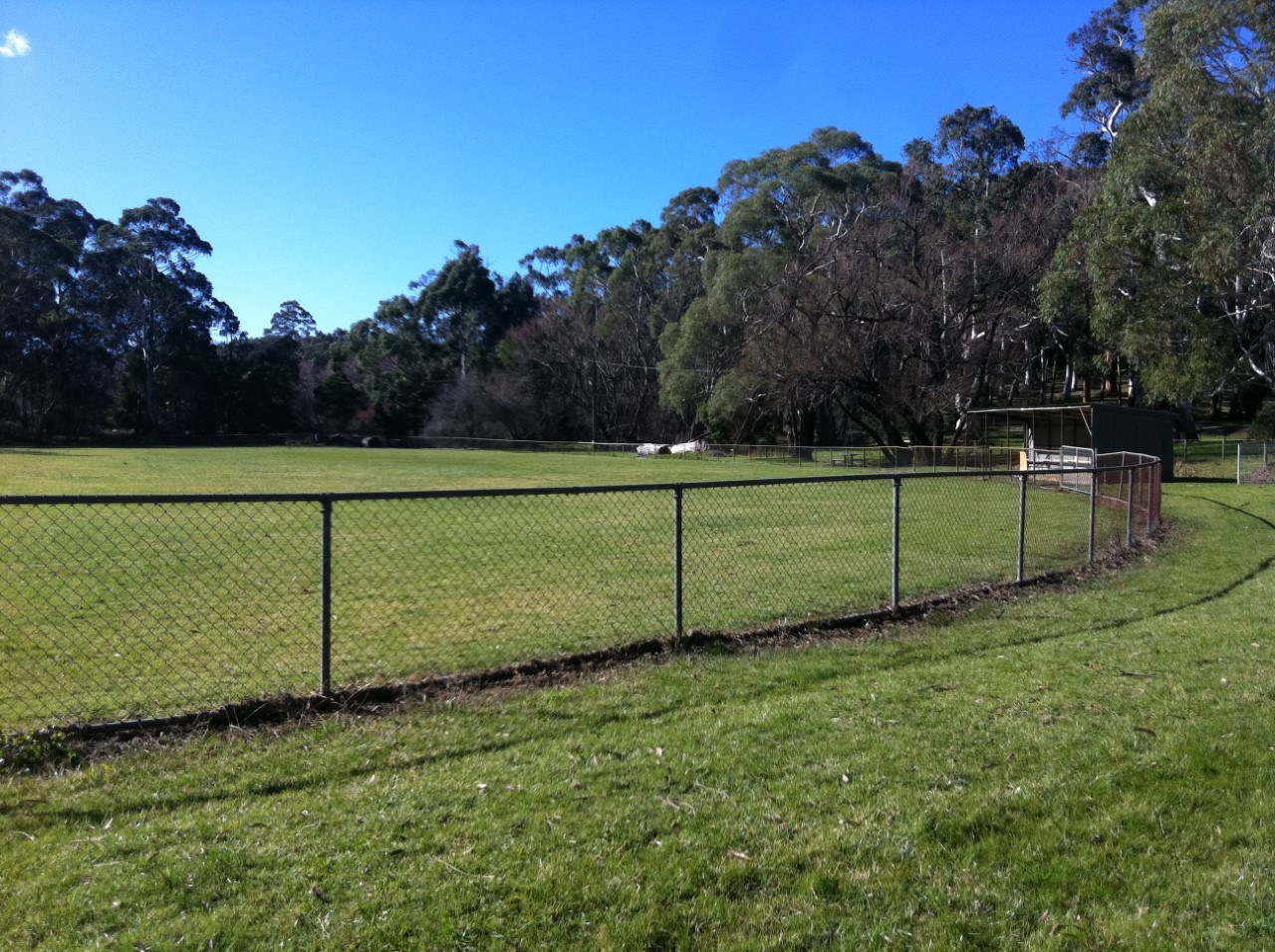 Scott Creek Oval